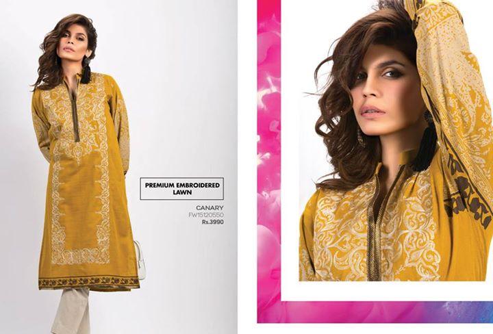 Sana Safinaz Winter Collection (2)