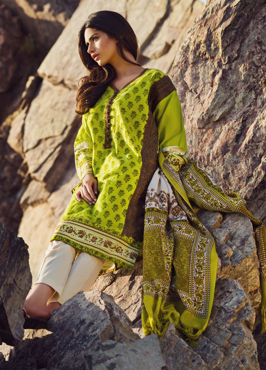 Sana Safinaz Winter Collection (3)