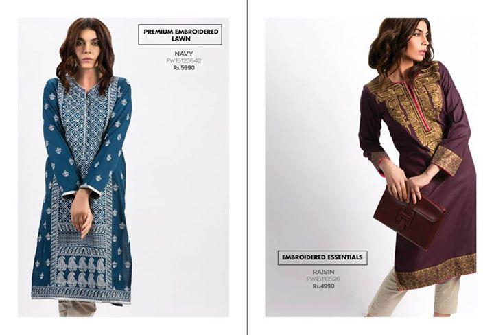 Sana Safinaz Winter Collection (4)