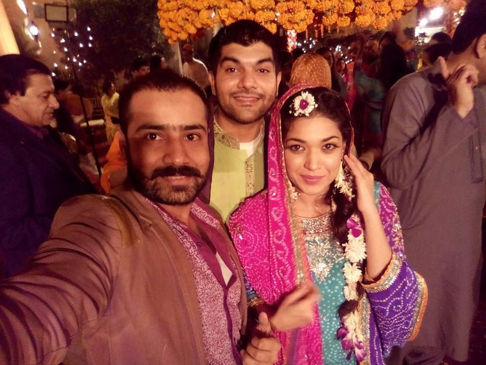 Sanam Jung Wedding