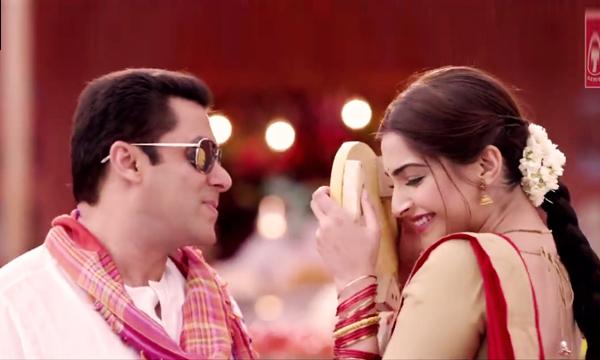 Sanam-and-Salman in Aaj Unse Milna hai