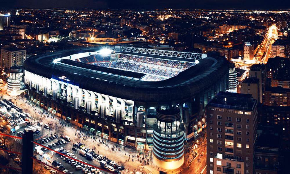 Santiago-Bernabéu-Stadium