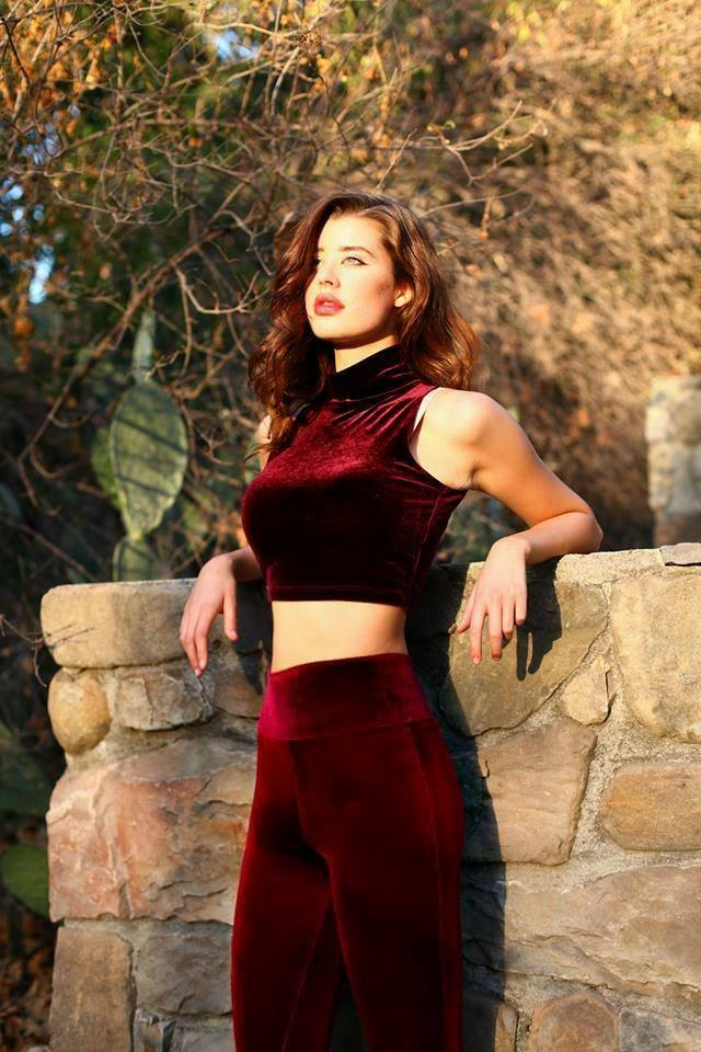 Sarah McDaniel: The US Model With Beautiful Genetic Mutation