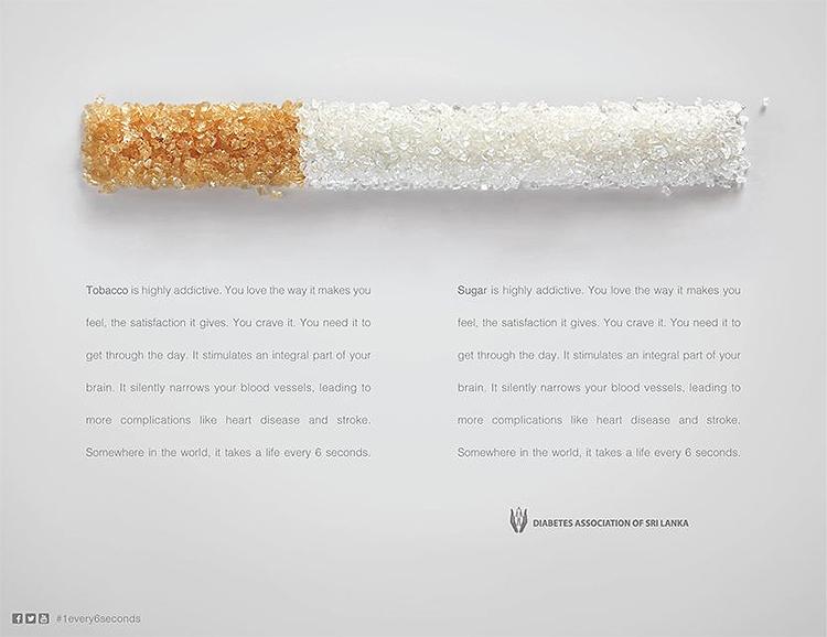 Say No to Sugar & Smoking This New Year with DASL