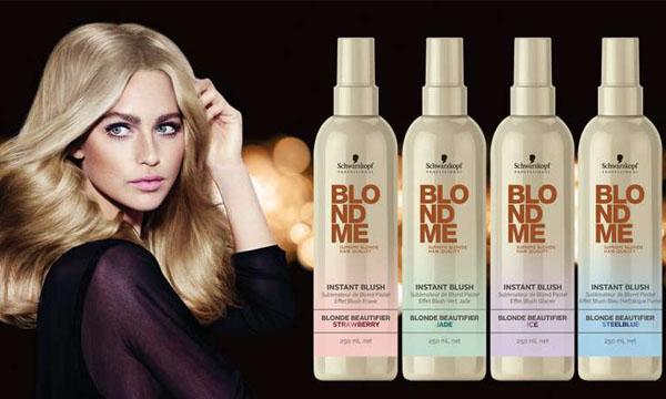 Schwarzkopf BlondMe Instant Blush
