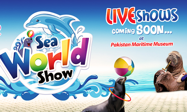 Sea World Show Is Coming to Pakistan: It's Bigger It's