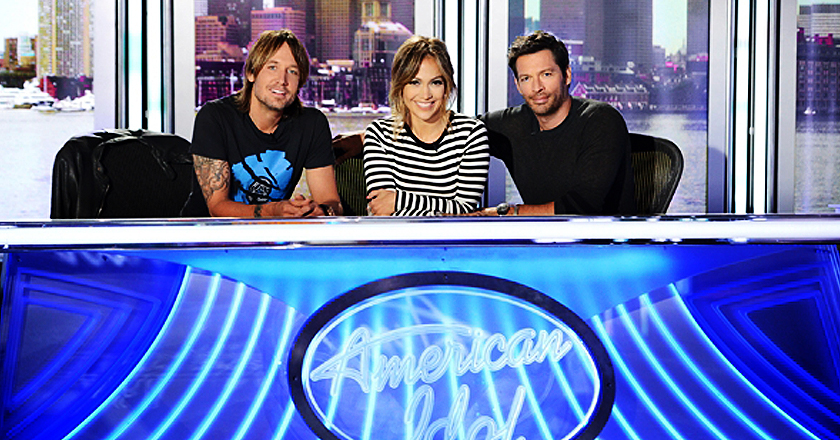 See which Brands are Endorsing American Idol 2014