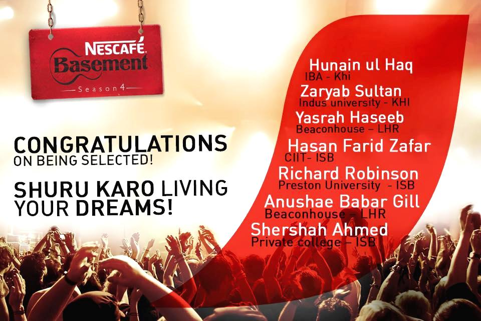 Selected Musicians for NCB4 [3]