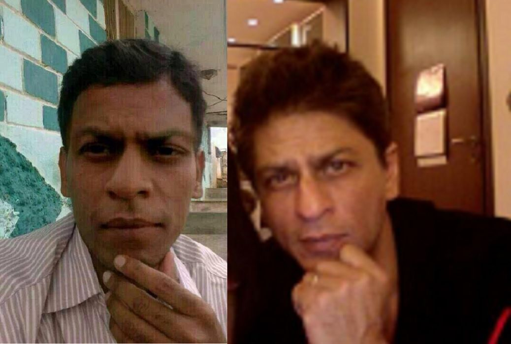 ShahRukhKhanlookalike