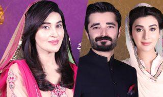 Shahista-Lodhi,-Hamza-Ali Abbasi & Ayesha Khan to host ramazan show on Aaj TV 2016