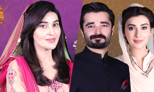 Shahista-Lodhi,-Hamza-Ali Abbasi & Ayesha Khan to host ramazan show on Aaj TV 2016