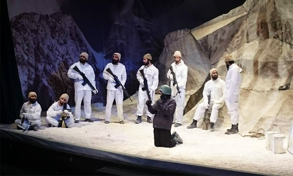 Siachen Play Review