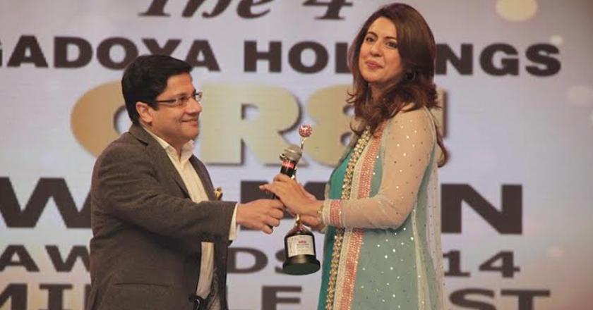 Sidra Iqbal Brings an Indian Award to Pakistan