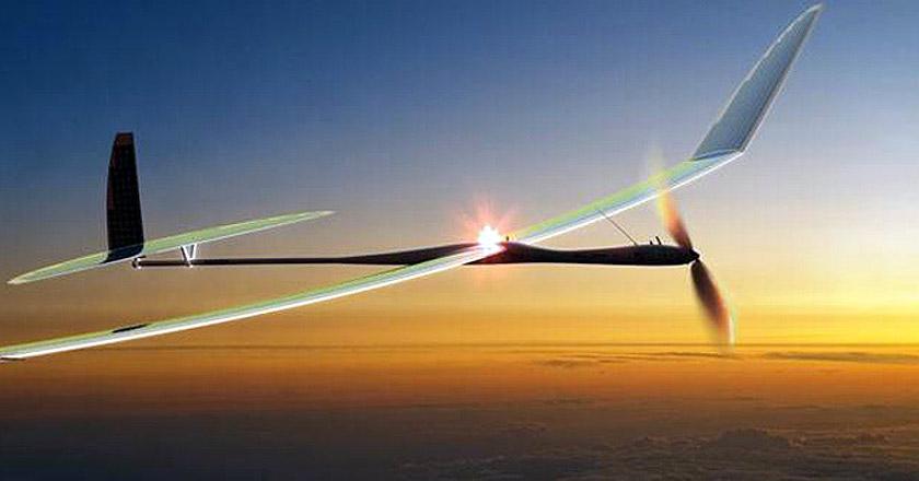 Solar-Powered Drone Company