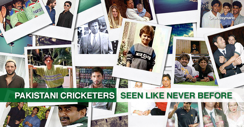 Some Rare & Amazing Info. About Pakistani Cricketers
