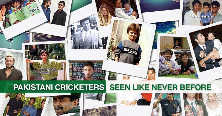 Some Rare & Amazing Info. About Pakistani Cricketers