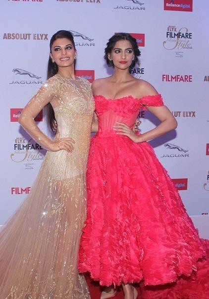 Sonam Kapoor at Filmfare