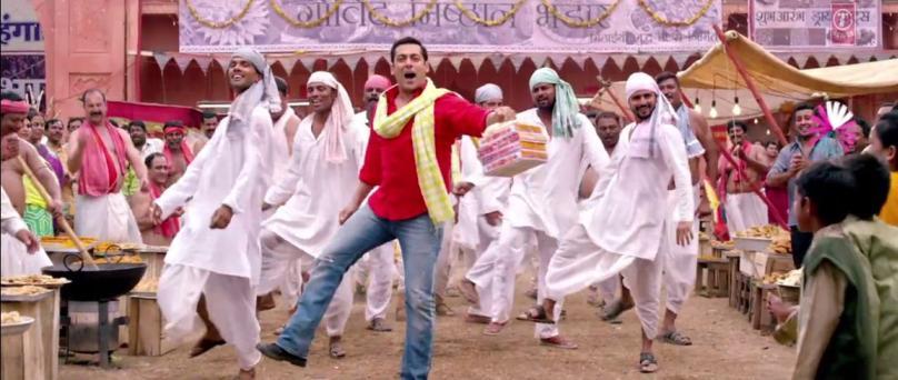 Sonam and Salman in Prem Ratan Dhan Payo (1)