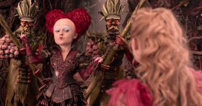 Still of Alice Through the Looking Glass movie