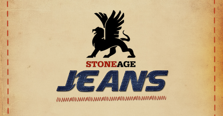 Stoneage Jeans Unzipped