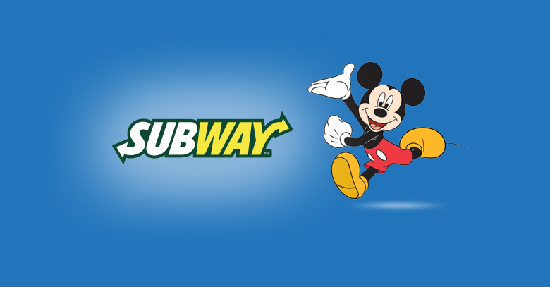 Subway collaborates with Disney