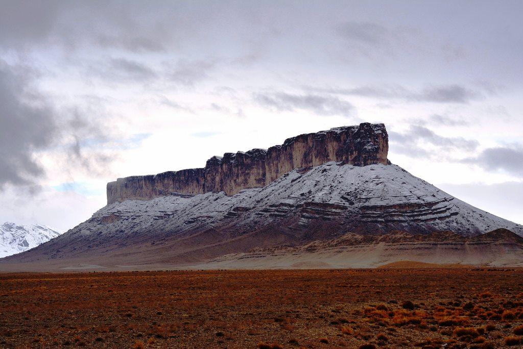 Sulaiman Range Mountain, Balochistan