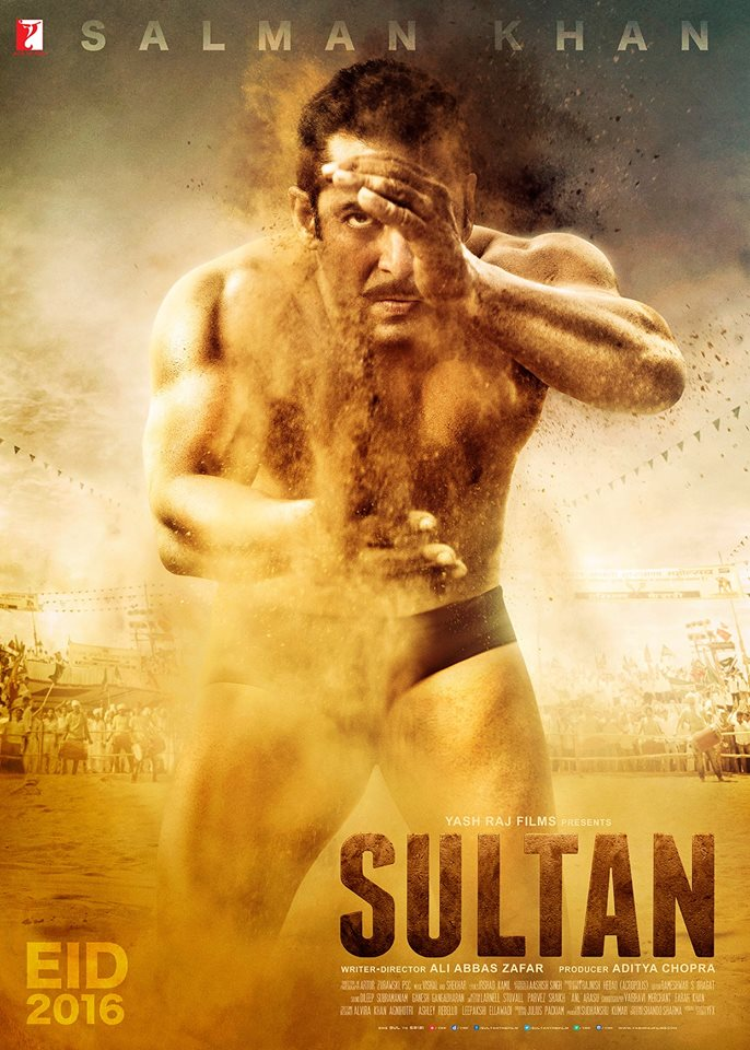 Sultan Movie Poster