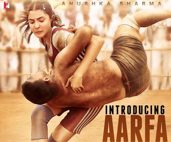 Sultan Movie Anushka Sharma's First Look