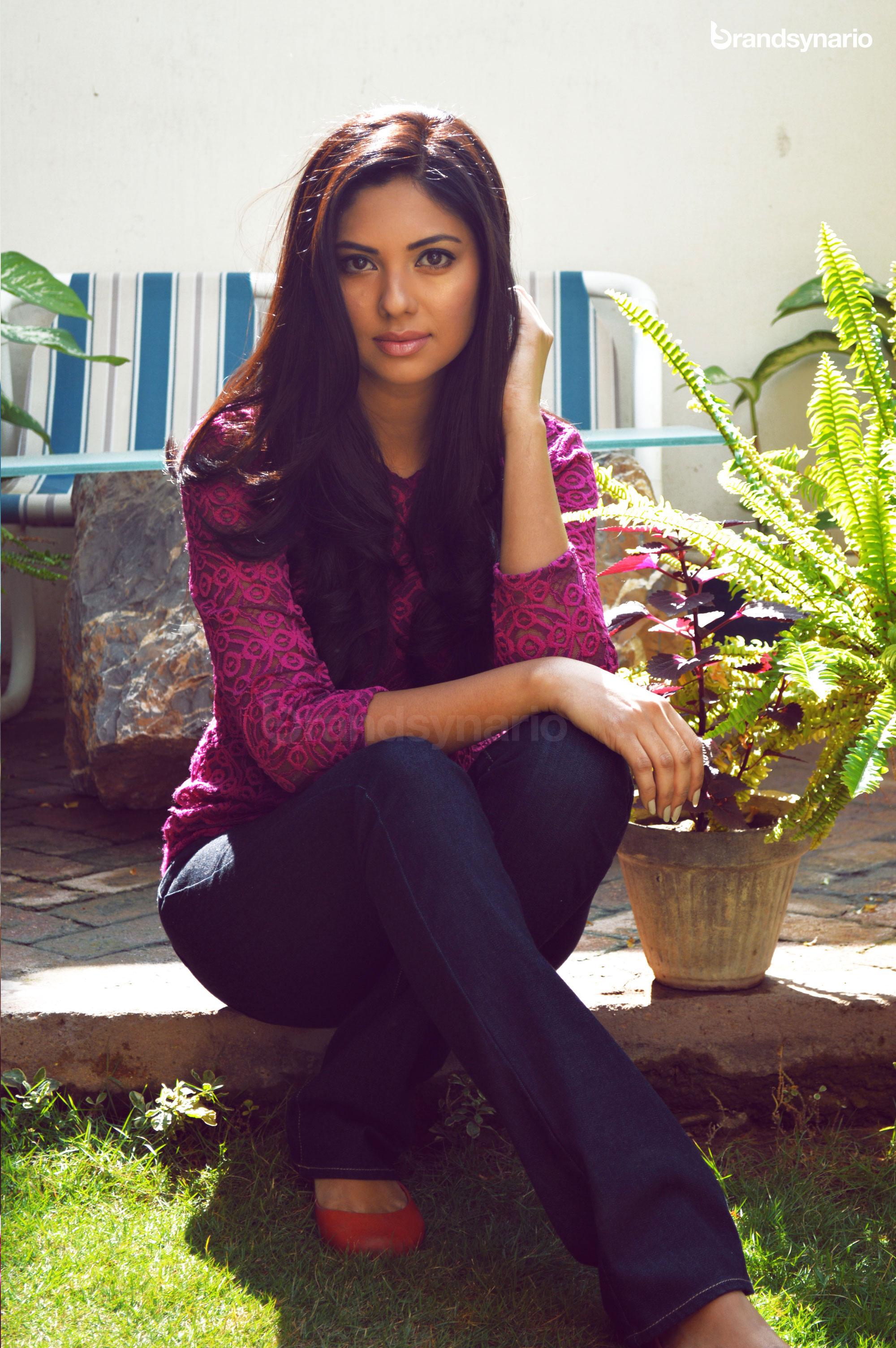 Sunita Marshall photoshoot