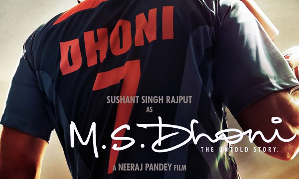 Sushant Singh Rajput to Play Dhoni in Bollywood's Biography Indian Captain