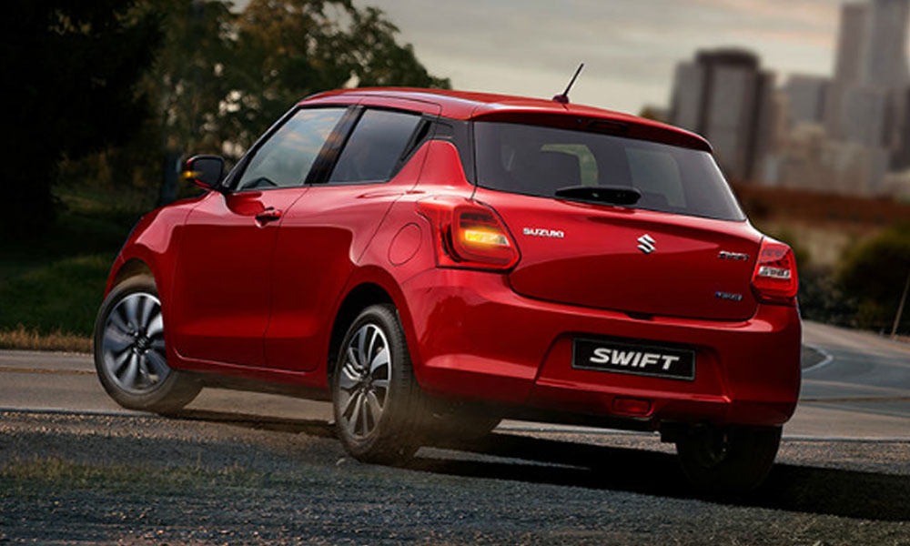 Suzuki-Swift-2017-back