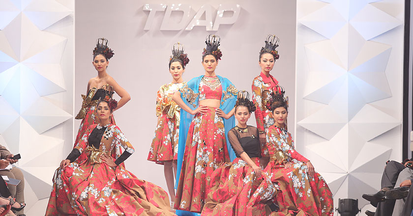 TDAP Fashion Show 2015 Event Highlights