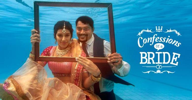 Tanishqs Invites Confessions of a Bride
