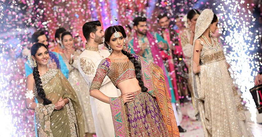 Telenor Bridal Week 2014