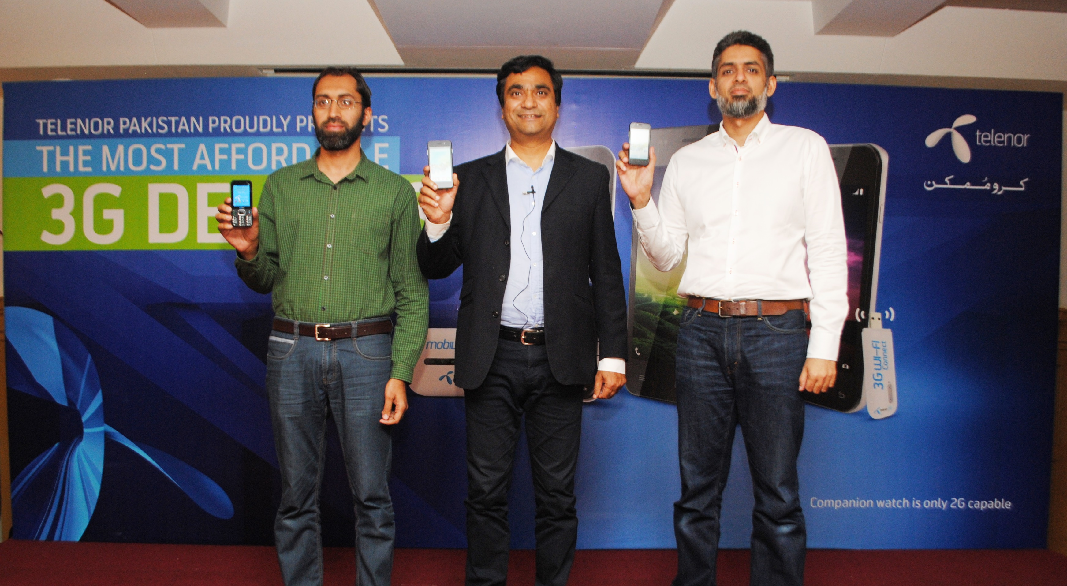 Telenor Devices Launch