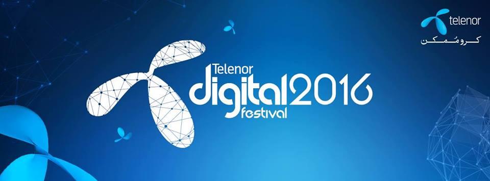 Telenor Digital Fest.Brandsynario