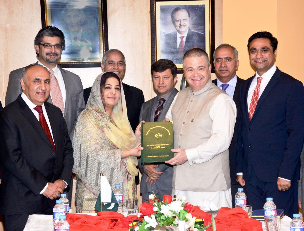 Telenor Pakistan 4G