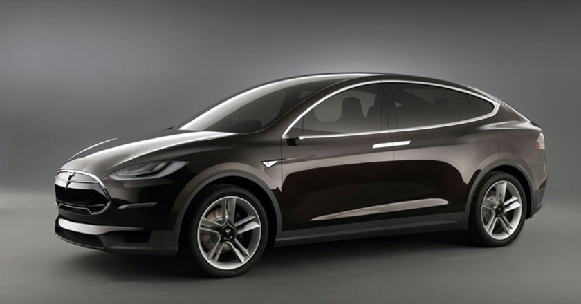 Tesla Motors to Replace Side Mirrors with Cameras