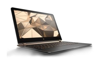 The 13-inch HP Spectre is just 10.4mm thick.