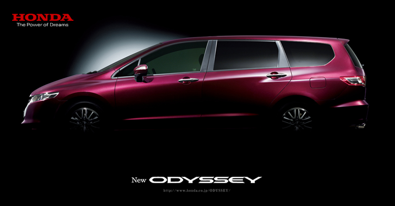 The 2014 Honda Odyssey acclaimed to be the most advanced vehicle for road
