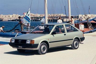 The Alfa Romeo Arna