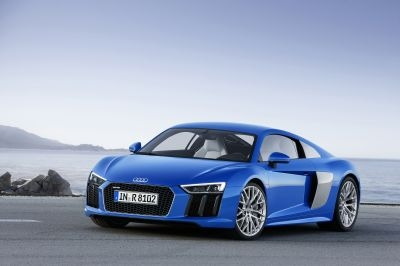 The Audi R8 coupe took top prize in the Performance category.