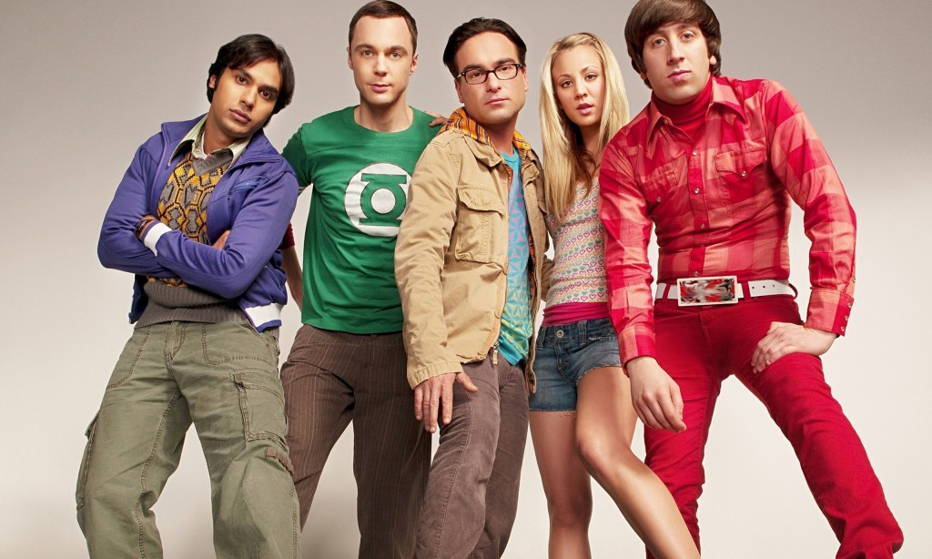 The Big Bang Theory is the Friends of the iPhone generation.
