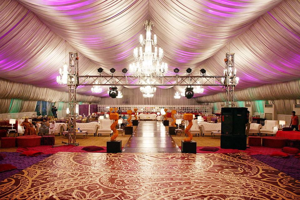 The Dynasty Banquet Hall