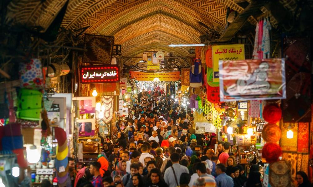 The-Grand-Bazar-Tehran