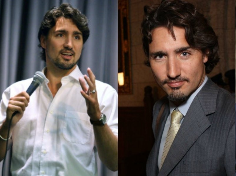 The Handsome Justin Trudeau