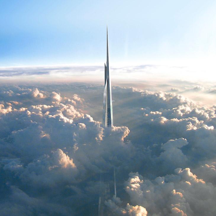 The Jeddah Tower