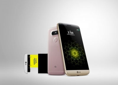The LG G5 is expected to land in the spring in Europe and North America