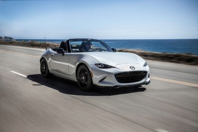 The Mazda MX-5 was named World Car of the Year