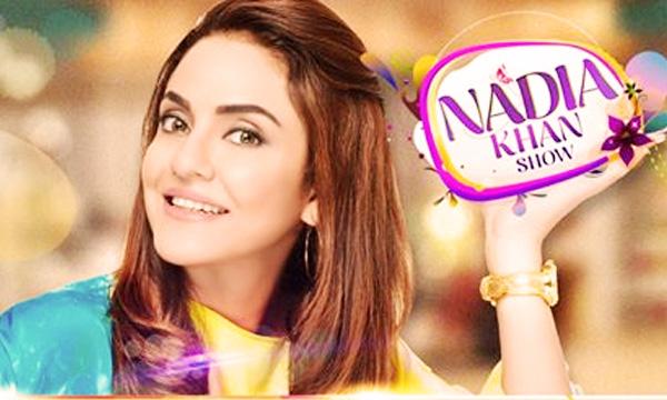 The Nadia Khan Show